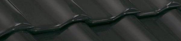 Tigla ceramica Nelskamp F13 | vintage negru