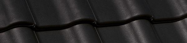 Tigla ceramica Nelskamp F8.5 | negru mat