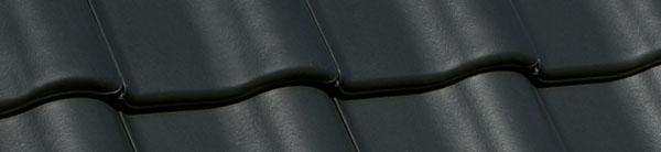 Tigla ceramica Nelskamp F8.5 | vintage negru
