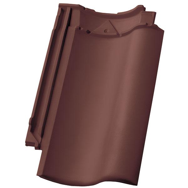 Tigla ceramica Nelskamp H10   brun-maro