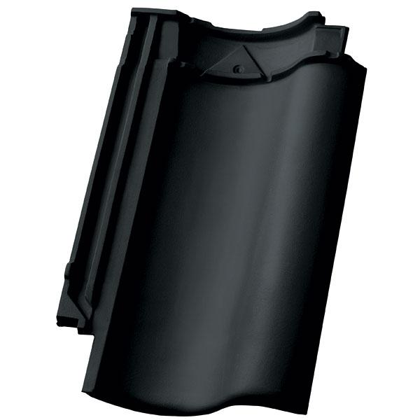 Tigla ceramica Nelskamp H10   negru