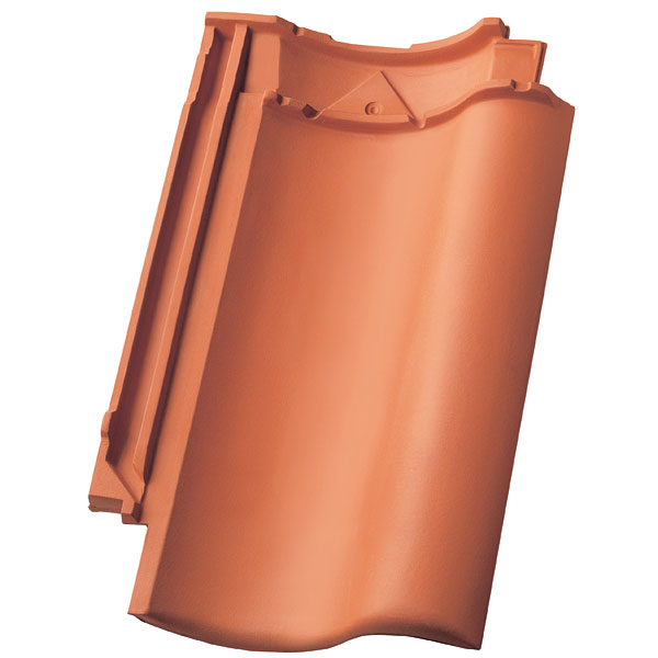 Tigla ceramica Nelskamp H10   rosu-natur