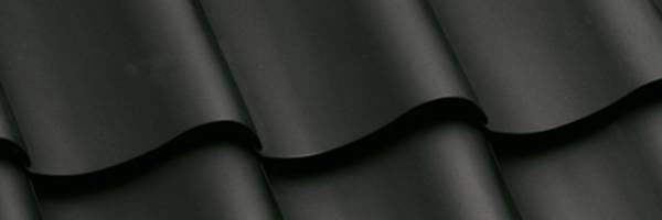 Tigla ceramica Nelskamp Hohl (olan) | negru ardezie