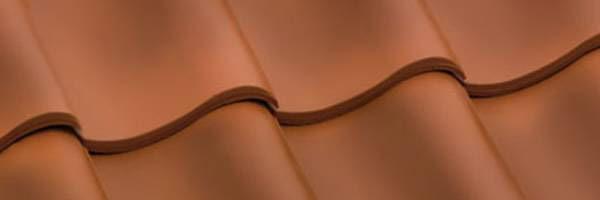 Tigla ceramica Nelskamp Hohl (olan) | rosu rustic
