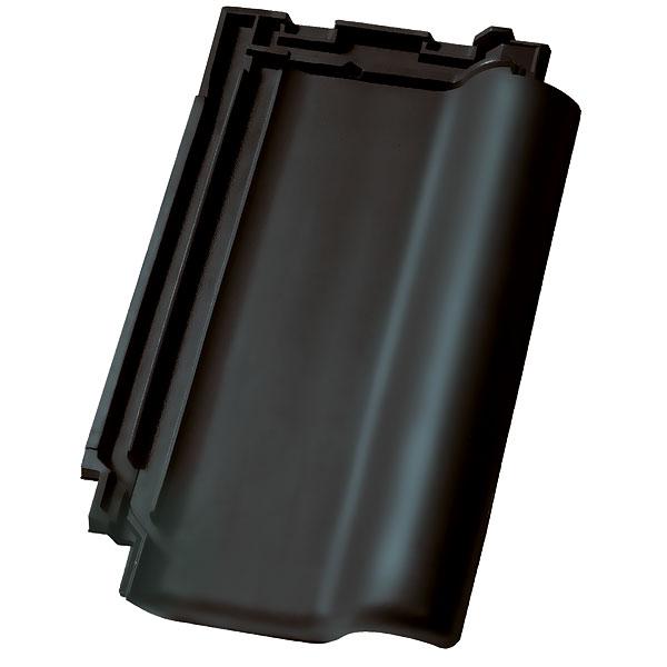 Tigla ceramica Nelskamp F10 Ü | negru mat