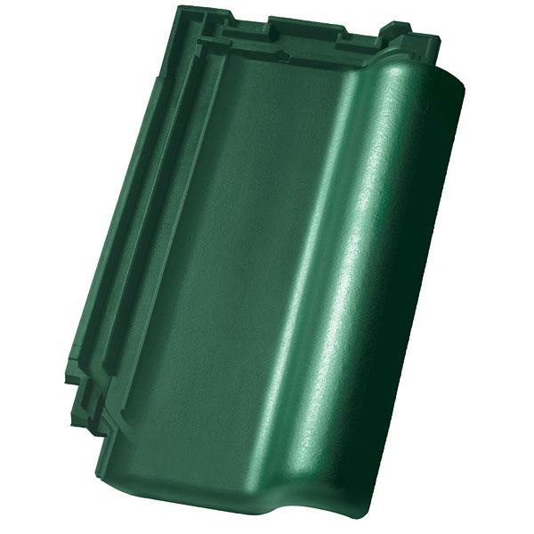 Tigla ceramica Nelskamp F10 Ü | verde brad
