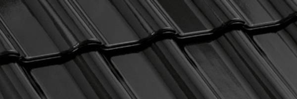 Tigla ceramica Nelskamp F12 Ü - NORD | vintage negru