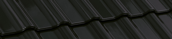 Tigla ceramica Nelskamp F12 Ü - SUD | negru