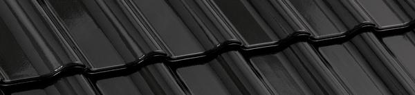 Tigla ceramica Nelskamp F12 Ü - SUD | vintage negru