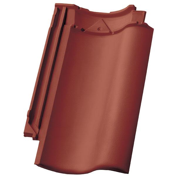 Tigla ceramica Nelskamp H10 | rosu