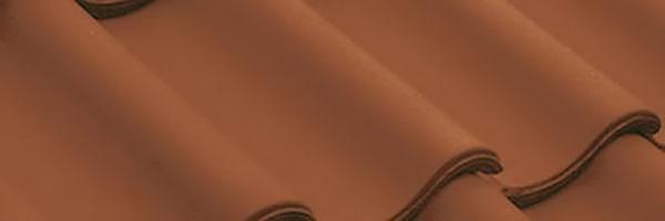 Tigla ceramica Nelskamp H14   rosu