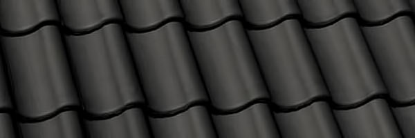 Tigla ceramica Nelskamp H15 | negru ardezie