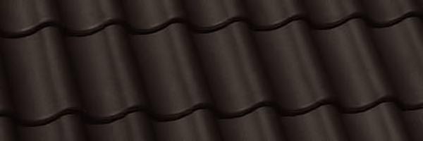Tigla ceramica Nelskamp H15 | negru grafit