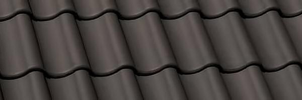 Tigla ceramica Nelskamp H15 | negru umed