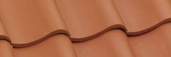 Tigla ceramica Nelskamp Hohl (olan) | rosu natur