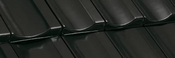 Tigla ceramica Nelskamp R13 S | negru