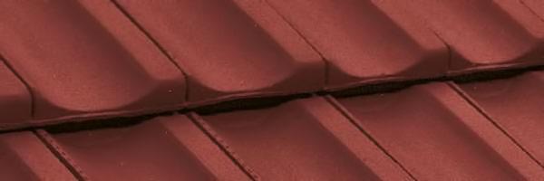 Tigla ceramica Nelskamp R13 S | rosu bordeaux